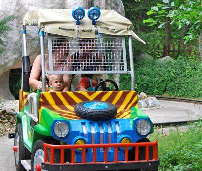Safari-Jeepfahrt