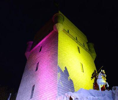 KnightsRide Tower